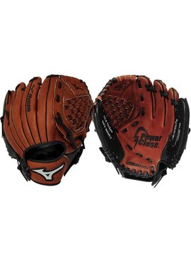 "MIZUNO GPP1050Y2 Prospect Brown 10.5"" Youth Baseball Glove"