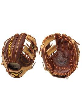 "MIZUNO GCF1150F1 Classic Brown 11.5"" Fastpitch Glove"