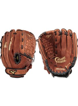 "MIZUNO GPP1150Y1 Prospect Brown 11.5"" Youth Baseball Glove"
