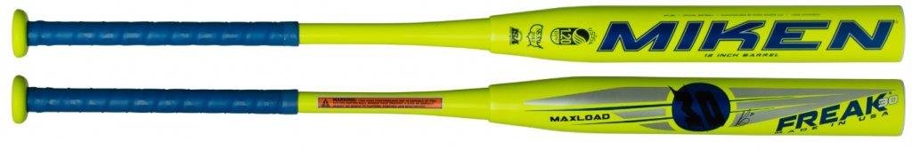 MIKEN MFILBU Freak 30 Maxload Softball Bat