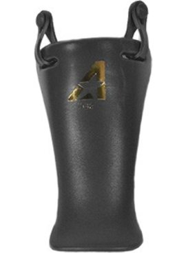 "ALL STAR Catcher's 8"" Throat Guard Black"