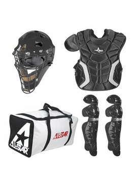 ALL STAR PLAYER'S SERIES BB CATCHER'S KIT 9-12 ANS