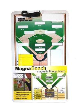 Magna coach lineup board