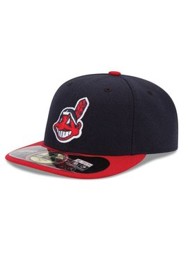 NEW ERA CLEVELAND INDIANS HOME