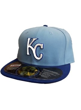 NEW ERA Authentic Kansas City Royals Alternate Cap