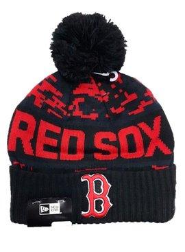 NEW ERA WINTER FREEZE BOSTON RED SOX
