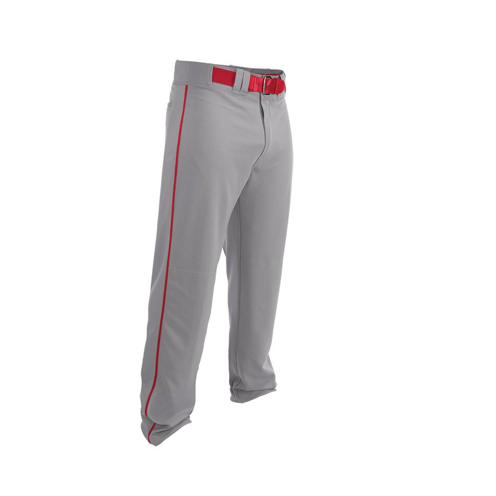EASTON Pantalons de Baseball Rival 2 avec Piping