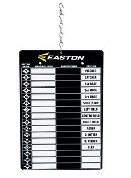 EASTON Magnetic Lineup Board