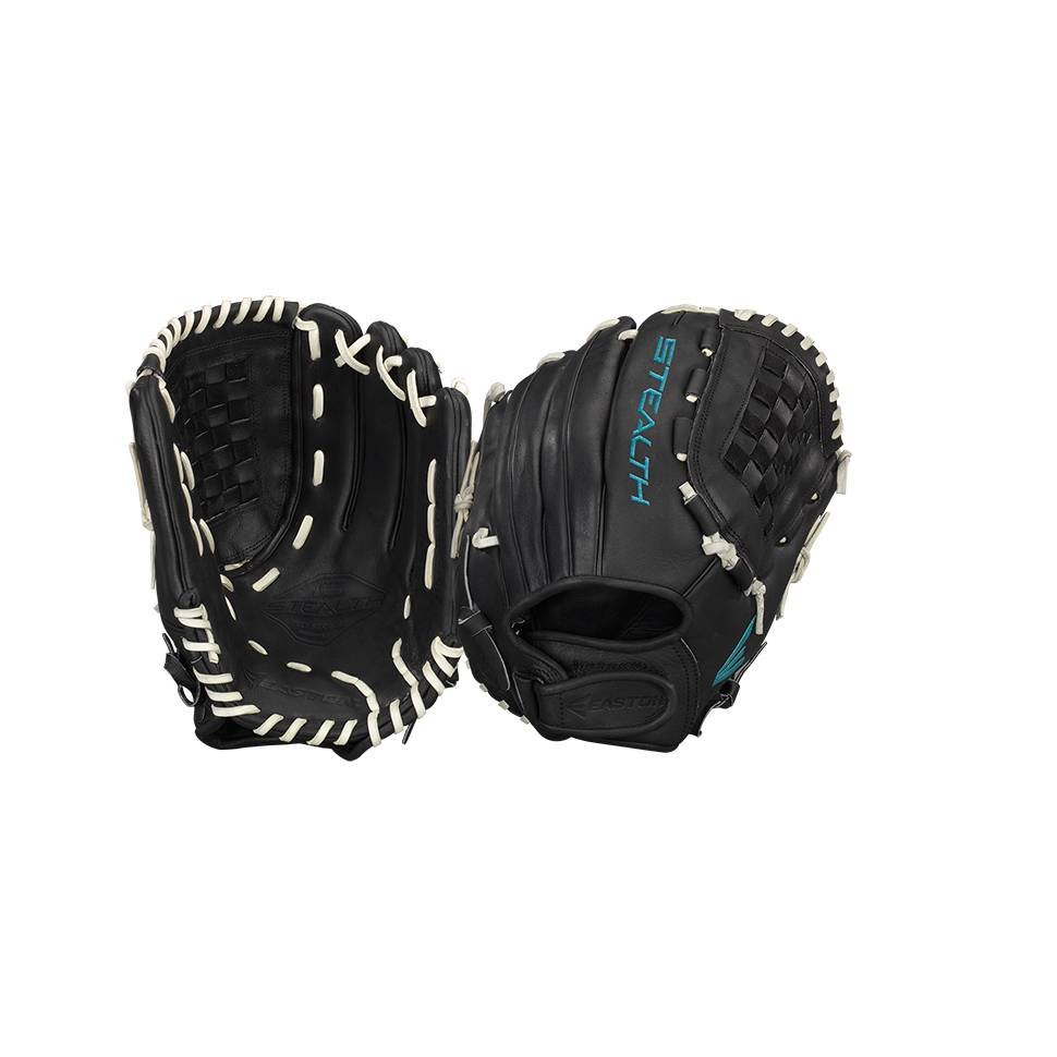 "EASTON STFP1250BKWH Stealth Pro 12.5"" Fastpitch Glove"