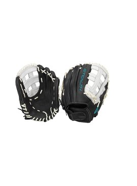 "EASTON STFP1225BKWH Stealth Pro 12.25"" Fastpitch Glove"