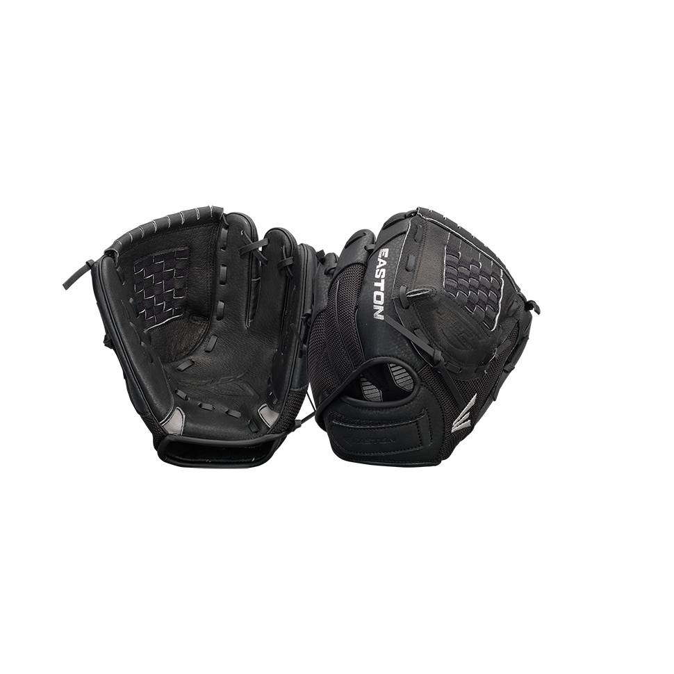 "EASTON ZFX1000BKBK Z-Flex 10"" Youth Baseball Glove"
