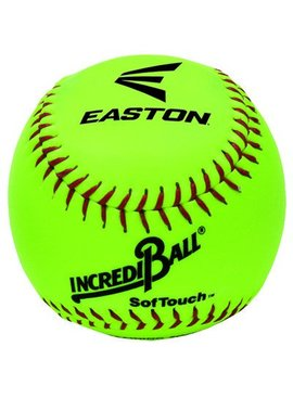 """EASTON 11"""" Softtouch Neon Training Ball"""