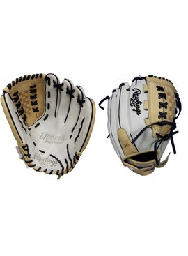 "RAWLINGS RLAC125FS Custom Liberty Advanced 12.5"" Softball Glove"