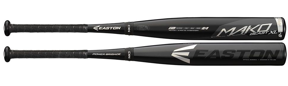 EASTON SL17MK8 Mako Beast Youth XL Baseball Bat