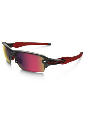 OAKLEY OAKLEY FLAK 2.0 BLACK/RED INK