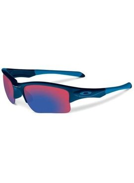 OAKLEY Quarter Jacket Polished Navy w/ Red Iridium (Youth Fit)
