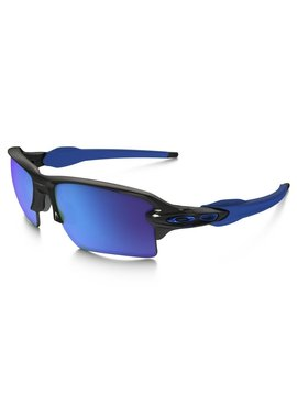 OAKLEY OAKLEY FLAK 2.0 XL POLISHED BLACK/ROYAL