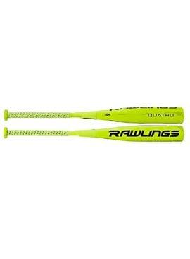 RAWLINGS SL7Q10 Quatro Youth Baseball Bat