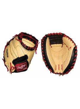 "RAWLINGS Gant Baseball Receveur GXLECM33 Gamer XLE 33"""