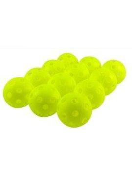"""RAWLINGS 9"""" Plastic Baseballs (yellow 12 pk)"""