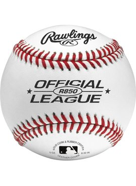 RAWLINGS R850 Baseball Ball (UN)