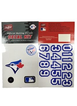 RAWLINGS MLB Decal Kit