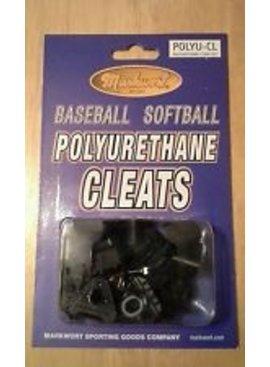 Polyurethane cleat set