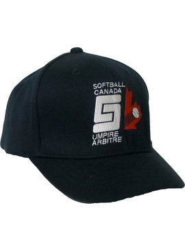 SOFTBALL CANADA UMPIRE CAP 7 3/4""