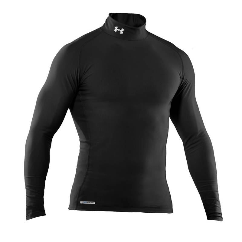 UNDER ARMOUR CHANDAIL COMPRESSION COL ROULE