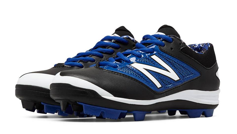 new balance youth 4040 low molded baseball cleats