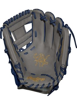RAWLINGS CUSTOM HEART OF THE HIDE royal/grey 11.75'' Right-Hand Throw