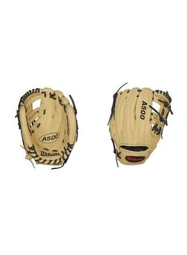 "WILSON A500 R 1786 11"" Youth Baseball Glove"