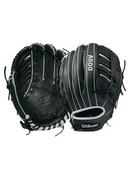 "WILSON A500 R 1799 12.5"" Youth Baseball Glove"