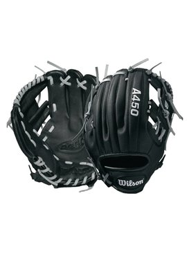 "WILSON Advisory Staff Pedroia 10.75"" Youth Baseball Glove"