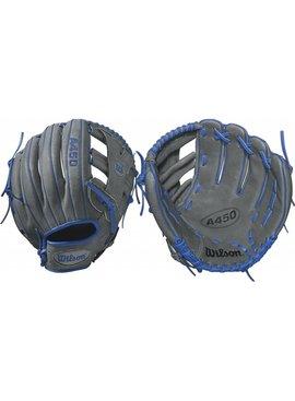 "WILSON-DEMARINI Advisory Staff Puig 12"" Youth Baseball Glove"