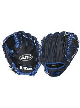 """WILSON A200 Boy 10"""" Youth Baseball Glove"""