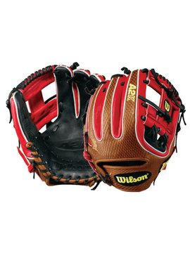 "WILSON-DEMARINI A2K Brandon Phillips Game Model 11.5"" Baseball Glove"