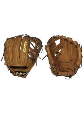 "WILSON-DEMARINI A2000 DP15 Dustin Pedroia Game Model 11.5"" Baseball Glove"