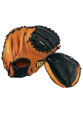 "WILSON-DEMARINI A2000 ""Road"" PUDGE 32.5"" Catcher's Baseball Glove"