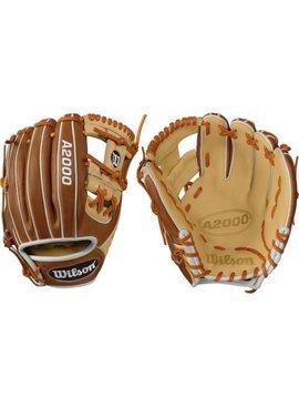 """WILSON A2000 1786 Saddie/Blondie 11.5"""" Baseball Glove"""