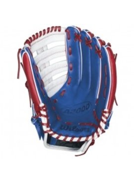 "WILSON-DEMARINI A2000 CL22 'Merica 13"" Softball Glove"