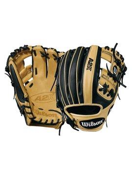 """WILSON A2K 1788 SuperSkin 11.25"""" Baseball Glove"""