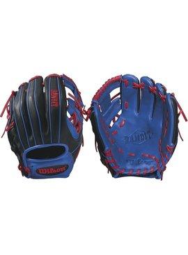 "WILSON-DEMARINI Bandit 1786 11.5"" Baseball Glove"
