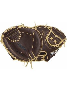 """WILSON-DEMARINI A800 Showtime 34"""" Catcher's Baseball glove Glove"""