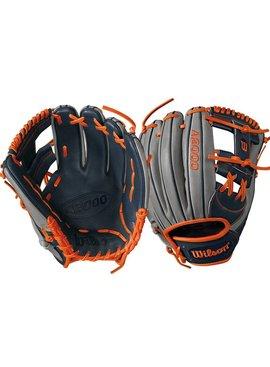 """WILSON-DEMARINI A2000 1787 11.75"""" Baseball Glove"""