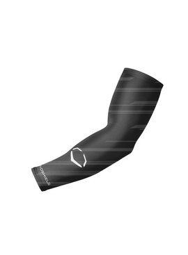 EVOSHIELD Compression Arm Sleeve Speed Stripe