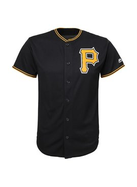 OUTERSTUFF Pittsburgh Pirates Youth Replica Jersey