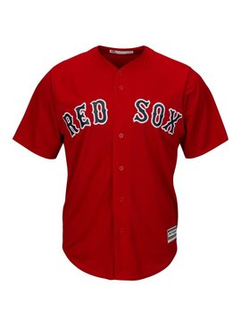 OUTERSTUFF Boston Red Sox Youth Replica Jersey