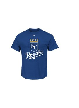 OUTERSTUFF KANSAS CITY ROYALS T-SHIRT YOUTH