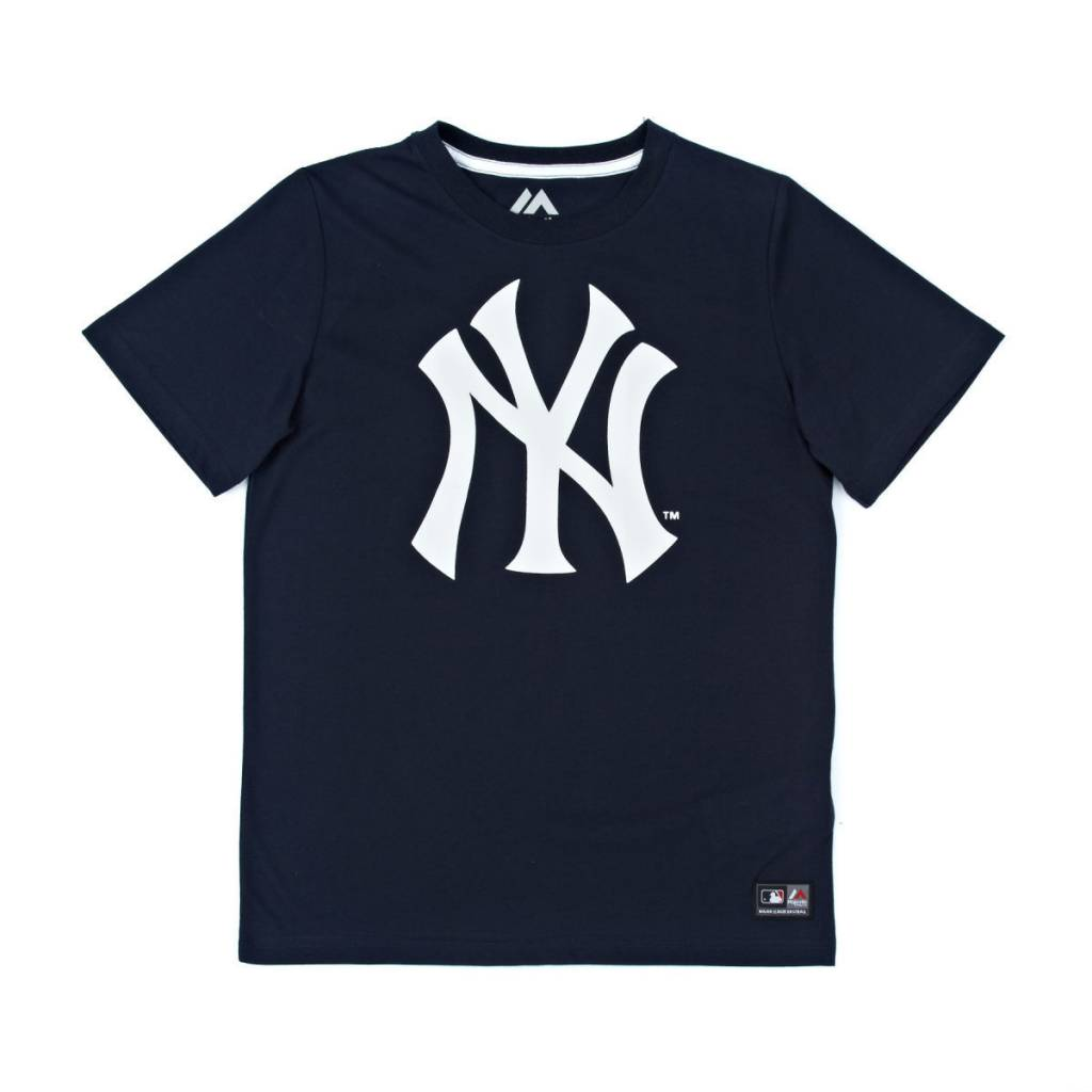 New York Yankees T Shirt Youth Baseball Town